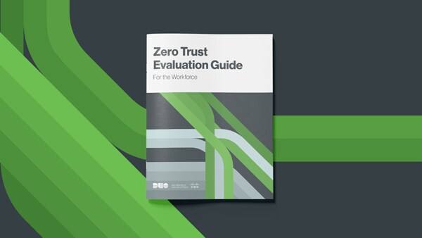 Zero-trust evaluation guide for the workforce