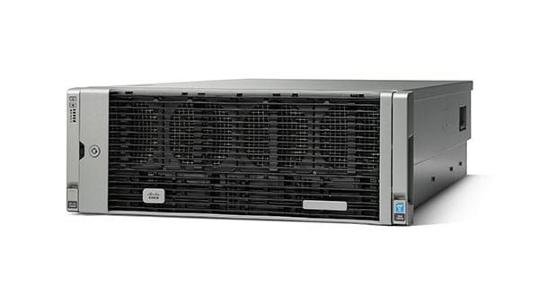 picture of a UCS C460 M4 Blade Server