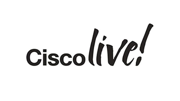 Join us at Cisco Live!