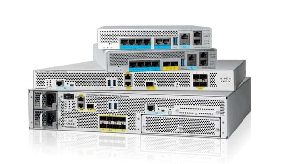 Catalyst 9800 Series wireless controllers