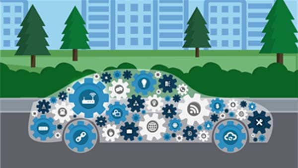 The self-driving network