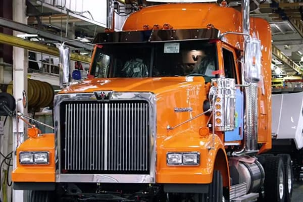 The Network powers a better way to build trucks