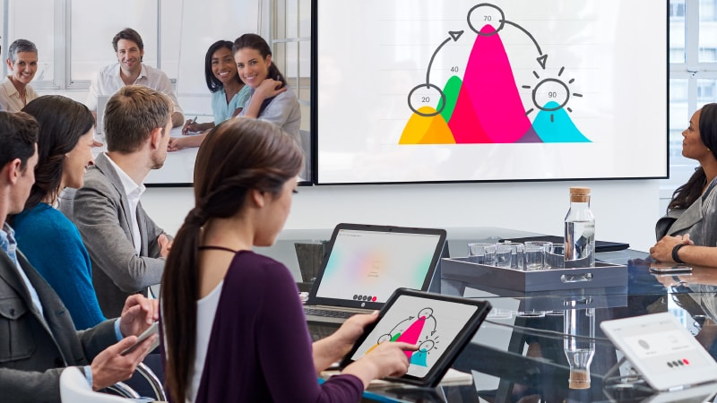 Cisco collaboration tools make work more intuitive