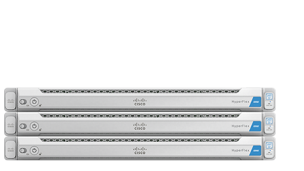 Cisco HyperFlex Edge for remote and branch offices