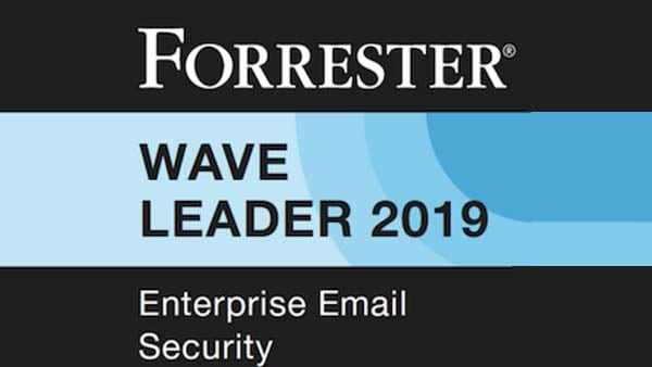 Cisco Email Security named a Leader in Forrester Wave 2019