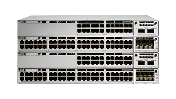 Cisco's 9000 series catalyst switches