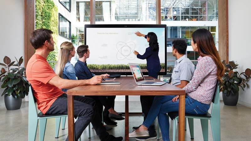 Webex Whiteboard for Conferencing