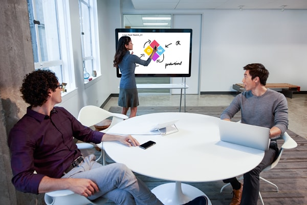 Remote whiteboard collaboration is a breeze