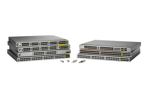 Cisco Nexus 2000 Series Switches