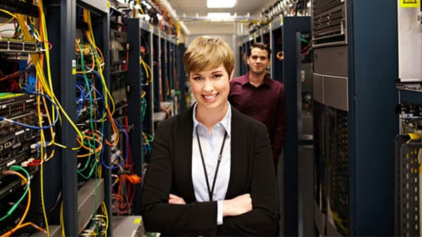 Data centre networking designs