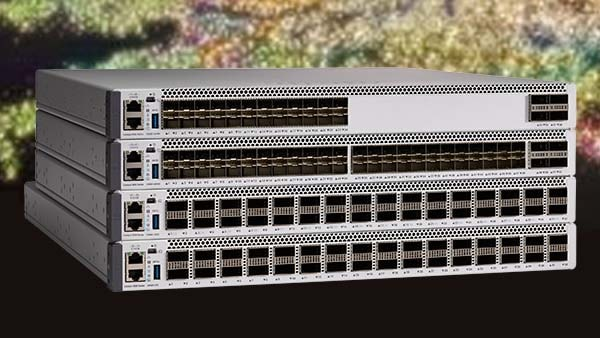 New Cisco Catalyst 9000 switches