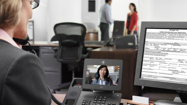 Work smarter with Cisco Webe