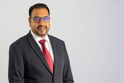 Clayton Naidoo – General Manager, Cisco Sub-Saharan Africa