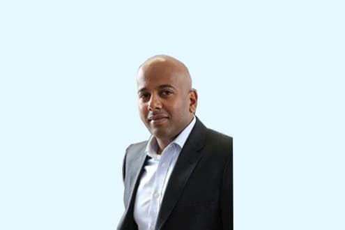 Garsen Naidu - Head of Channel, Cisco Sub-Saharan Africa