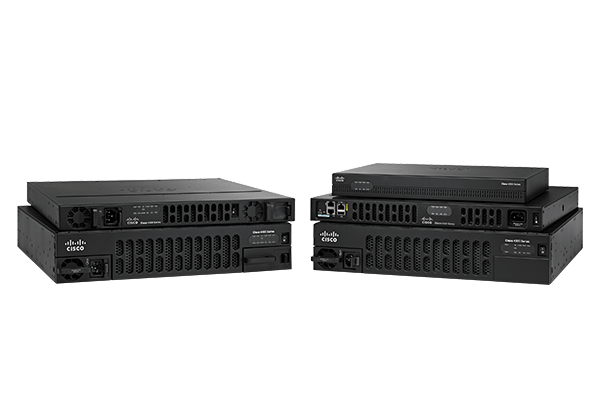 4000 Series Integrated Services Routers