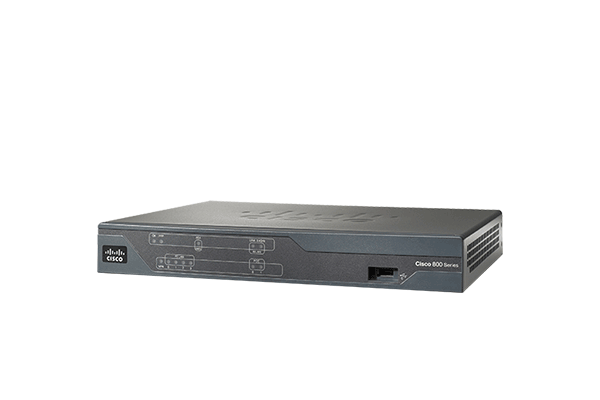 800 Series Integrated Services Routers