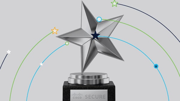 Cisco Secure garners CRN award recognition