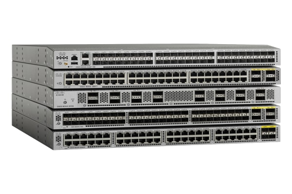Switches Cisco Nexus de la serie 3000