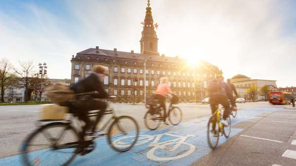 Copenhague lucha por la neutralidad del CO2