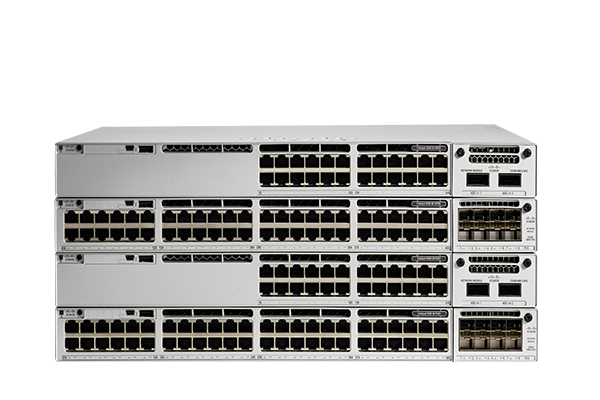 Switches Catalyst de la serie 9000 de Cisco