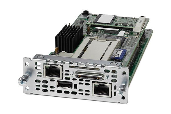 Servidores blade UCS serie E para routers ISR