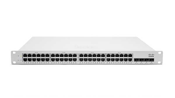 Switches gestionados en la nube Cisco Meraki