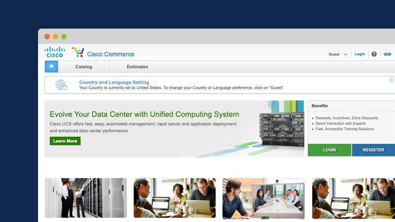 Cisco Commerce