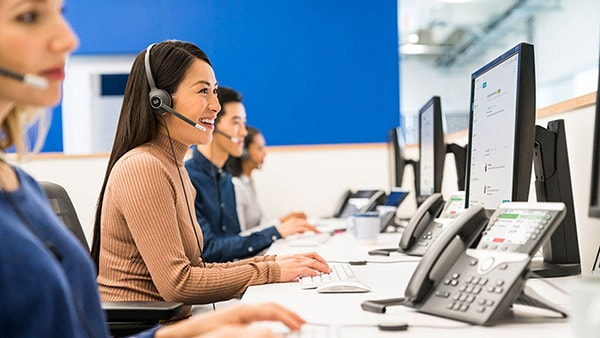 Contact Center en la nube para empresas