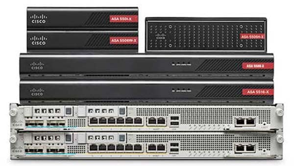 Cisco ASA con FirePower