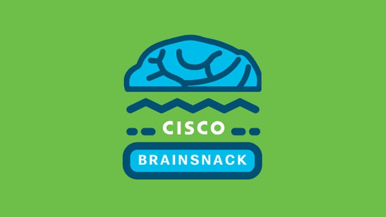 Cisco Brainsnacks
