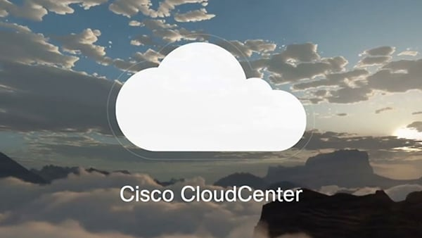 Cisco CloudCentre