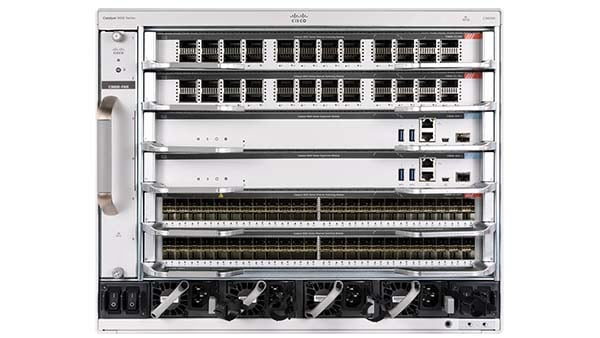 Switch Catalyst serie 9600