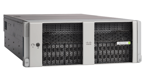 Cisco UCS C480 ML M5 랙 서버