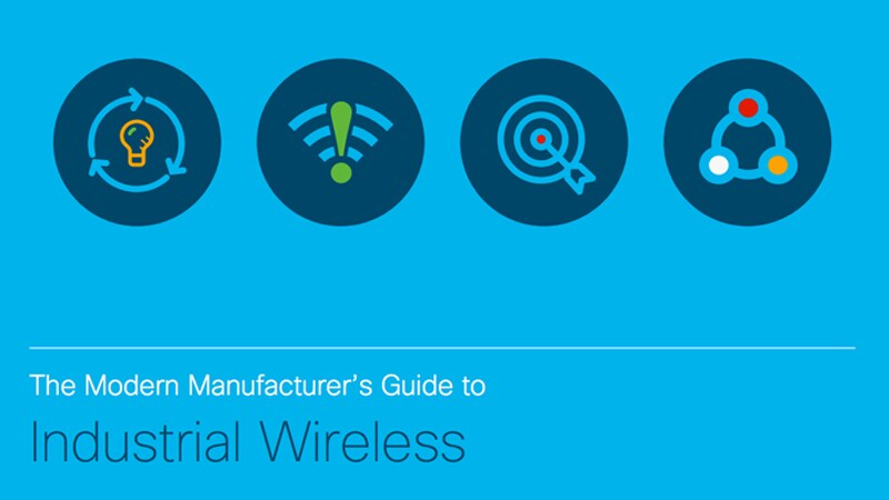 See how an industrial wireless solution improves plant performance.