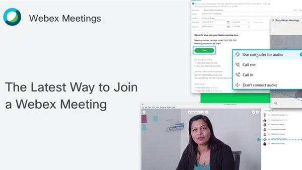 Join a Webex meeting