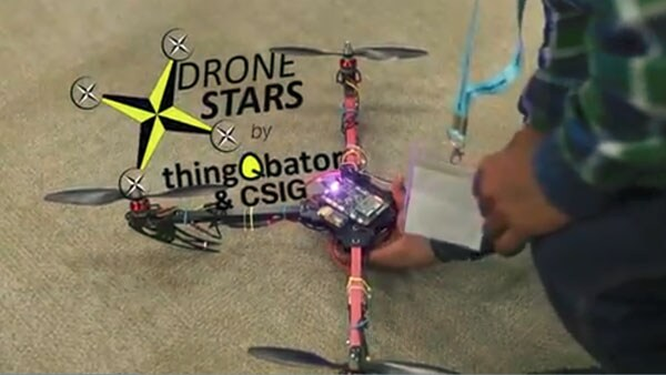 Dronestars workshop