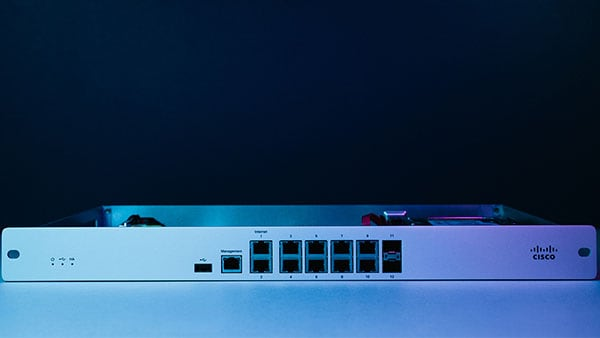 Introduction to Cisco Meraki MX Security & SD-WAN