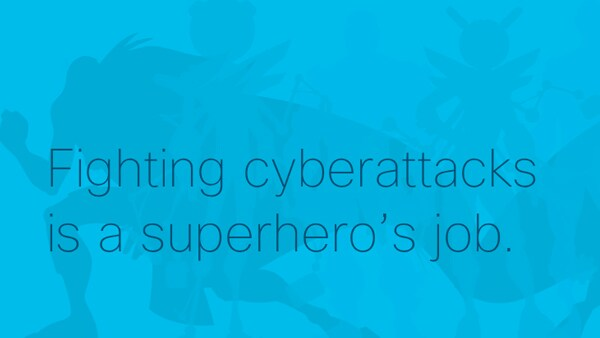 Which cybersecurity superhero are you?
