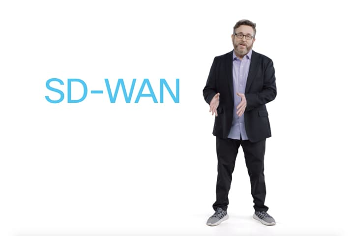 Join Techwise TV's Robb Boyd to understand SD-WAN and why Cisco is setting the industry standard.