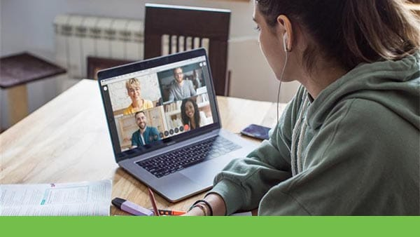 Distance learning with Cisco Webex