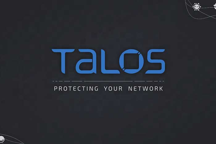 Threat intelligence z Talos