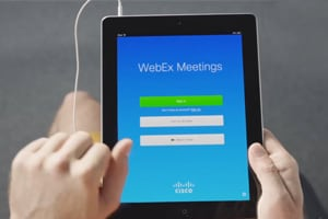 How_to_host_an_online_meeting_with_the_WebEx_mobile_app