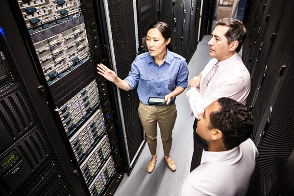 Data center seguro da Cisco