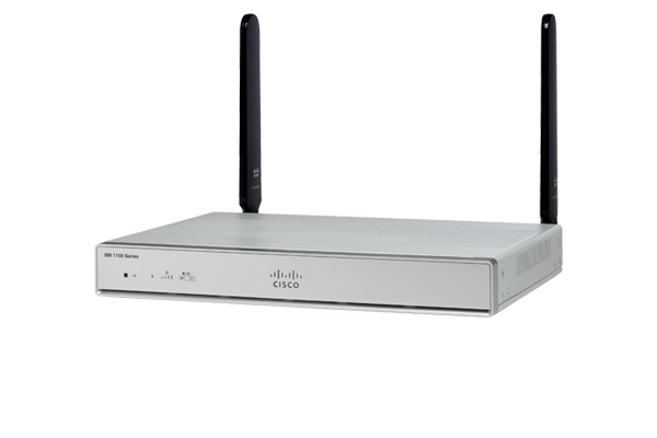 1000 Series Integrated Services Router
