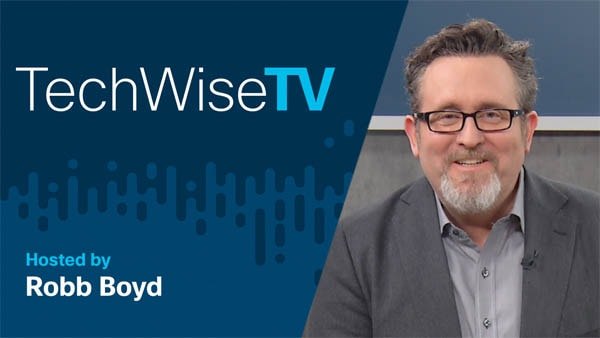 Rob Boyd to discuss AI on TechWise TV