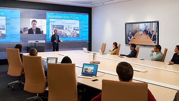Cisco Webex Room Serisi