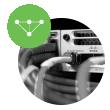 Secure wired access 安全的有线访问:通过网络连接实施一致的策略。
