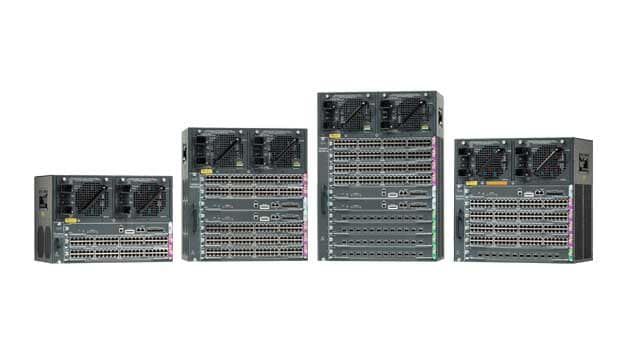 Cisco Catalyst 4500 Series Switches