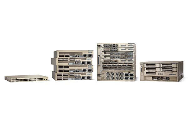 Cisco Catalyst 6800 Series Switches