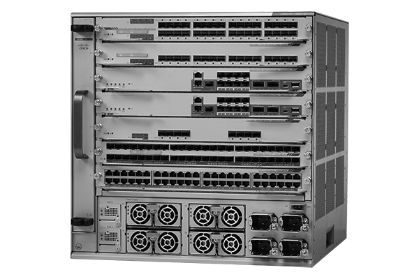 Cisco Catalyst 6807-XL Switch